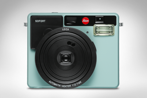Leica Sofort Makes Photography Tangible