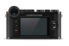 Leica CL - back
