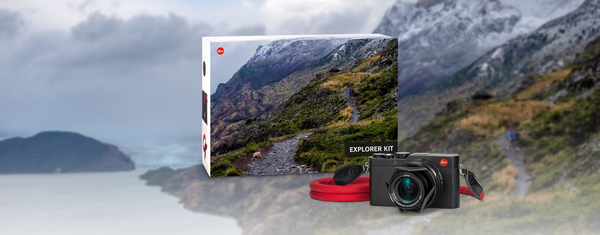 Leica D-Lux Explorer Kit