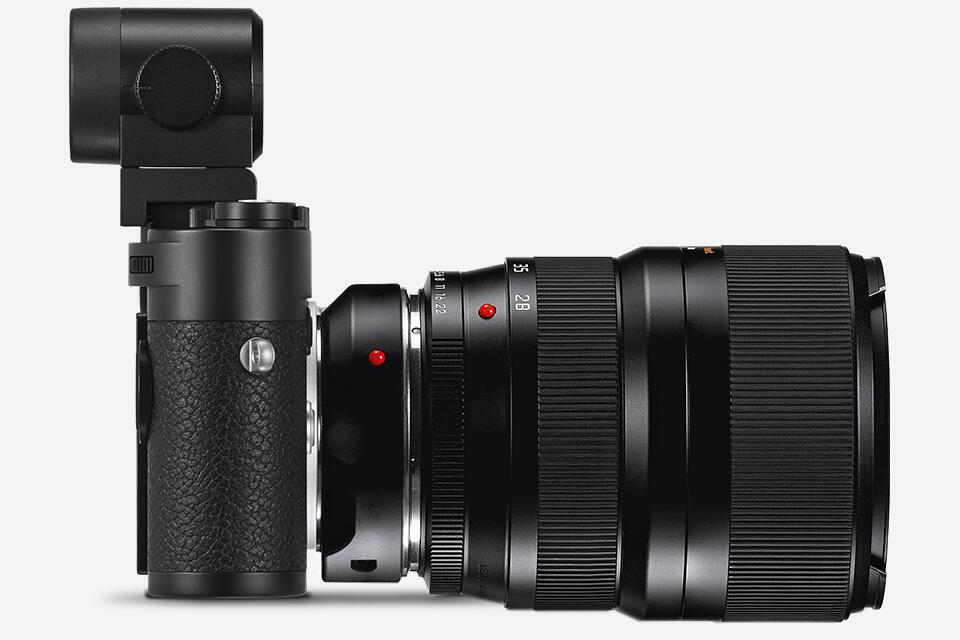 Leica Entfernungsmesser Einstellen : Leica m gehaeuse schwarz store zürich