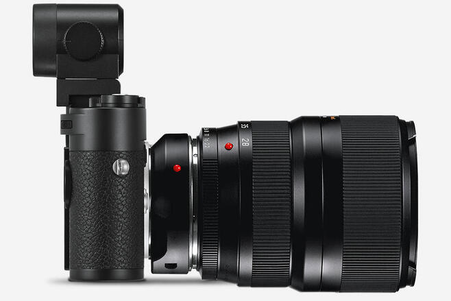 how to use leica m10