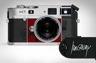 Create your own unique analogue Leica M