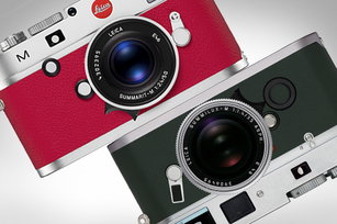 Redesign your Leica M