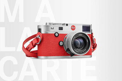 Leica M a la carte Start Page - Small Teaser