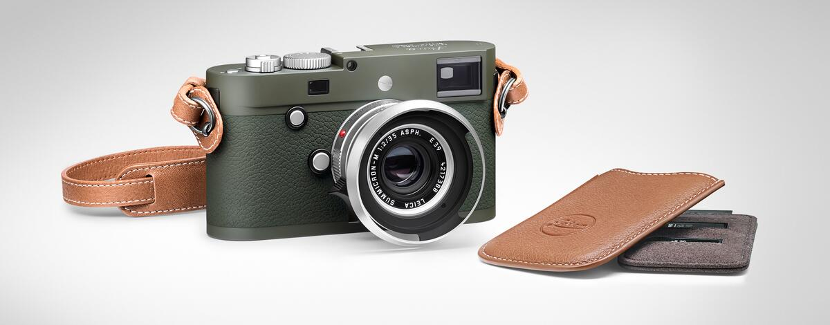 LEICA M-P Edition 'Safari'