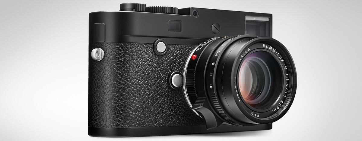 New: The Leica M-P