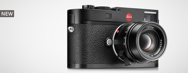 The new Leica M
