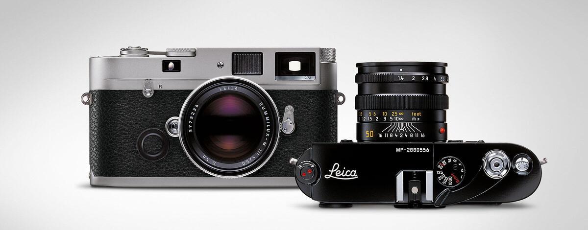 Leica MP // Leica M-System // Photography - Leica Camera AG