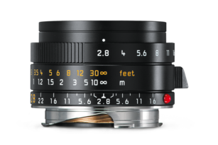 ELMARIT-M 28 mm f/2.8 ASPH._front