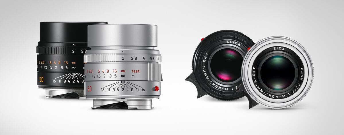 Leica APO-Summicron-M 1:2/50mm ASPH.