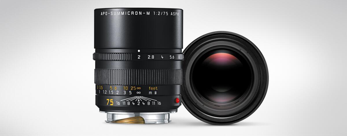 Leica APO-Summicron-M 1:2/75mm ASPH.