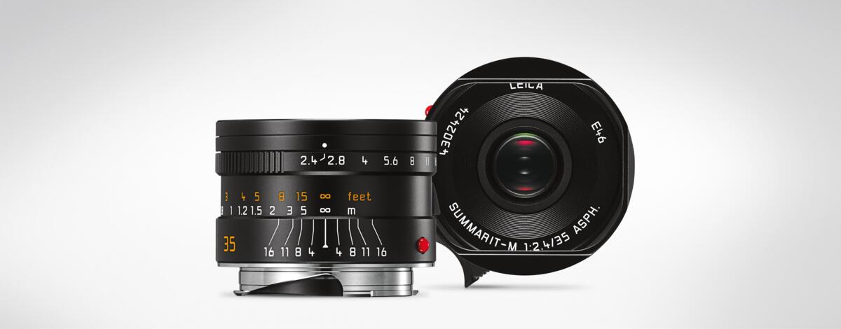 Leica Summarit-M 1:2,4/35mm ASPH.