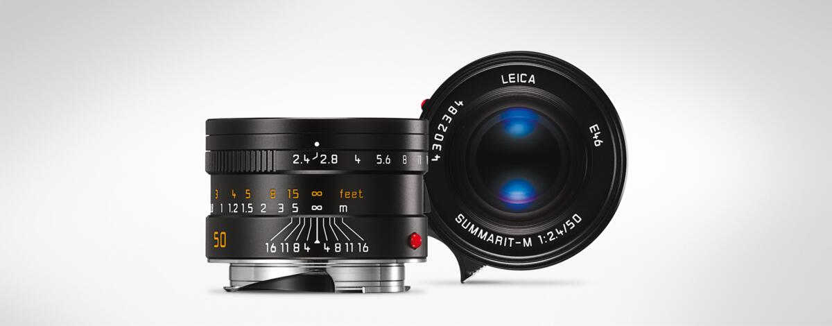 Leica Summarit-M 1:2,4/50mm