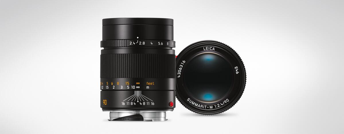 Leica Summarit-M 1:2,4/90mm