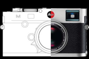 Leica M Entfernungsmesser Justieren : Leica m monochrom typ