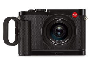 Leica Q handgrip and finger loops