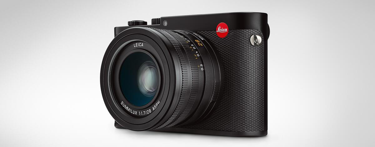 LEICA Q - A pioneer by tradition