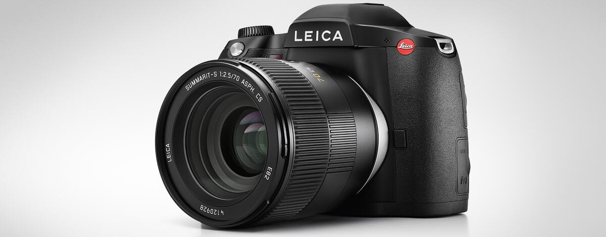 The new Leica S