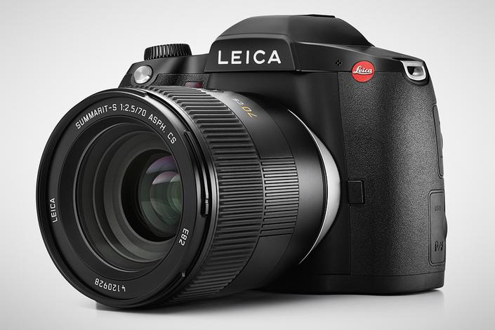 The New Camera System Leica S (Type 007)