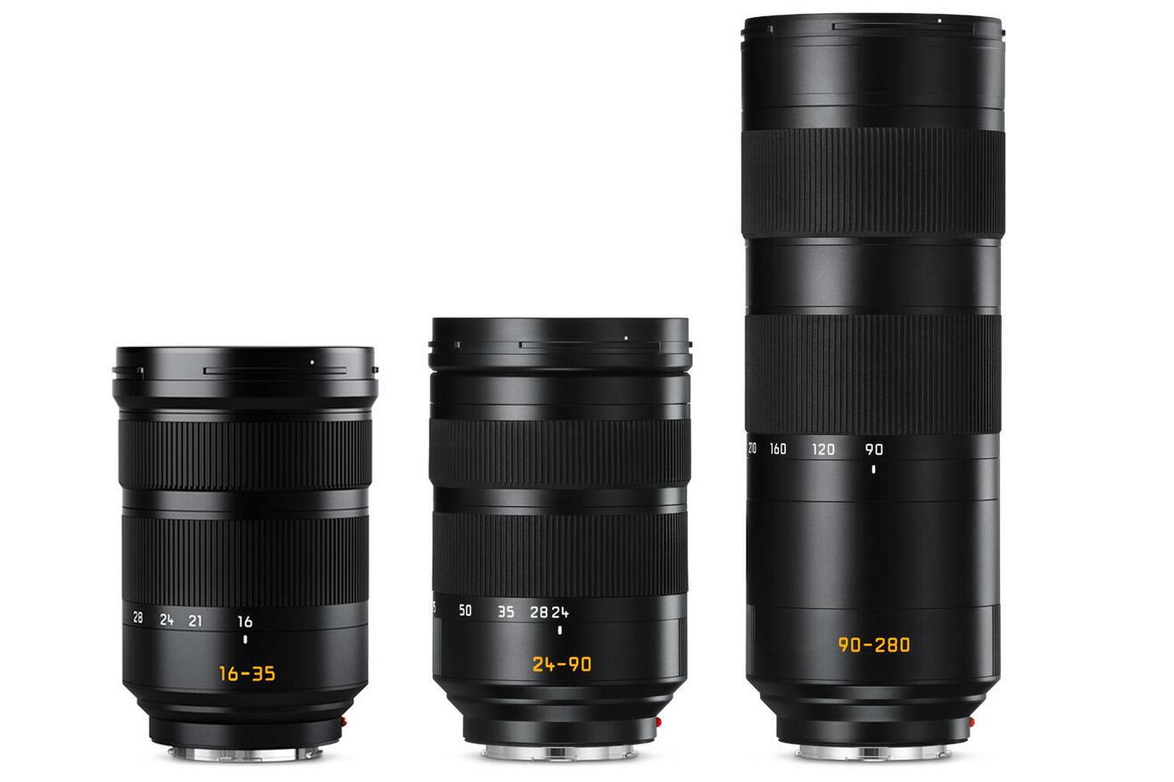 Festbrennweiten-Objektive // SL-OBJEKTIVE // Leica SL-System ...