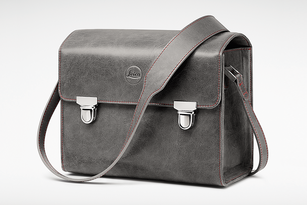 Leather system bag