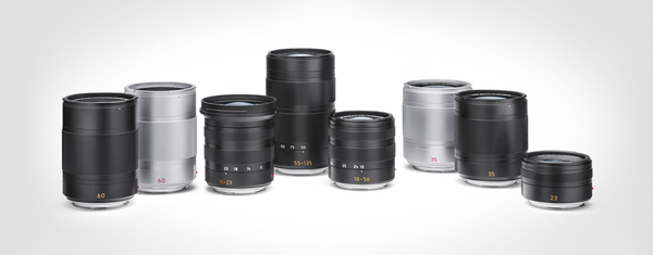 Lenses for Leica TL