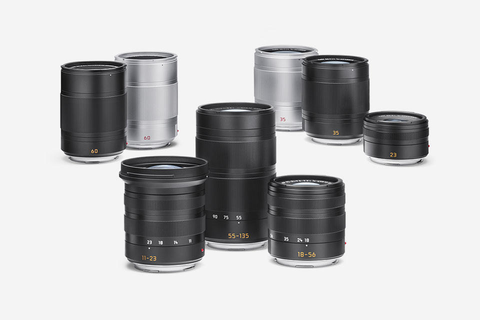 Best-in-class lenses