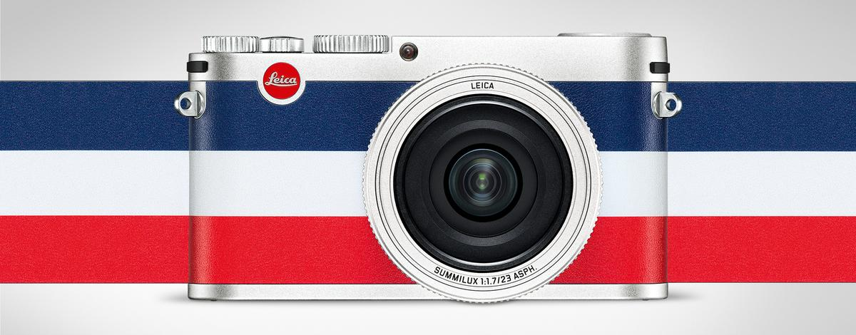 Leica X 'Edition Moncler' product details