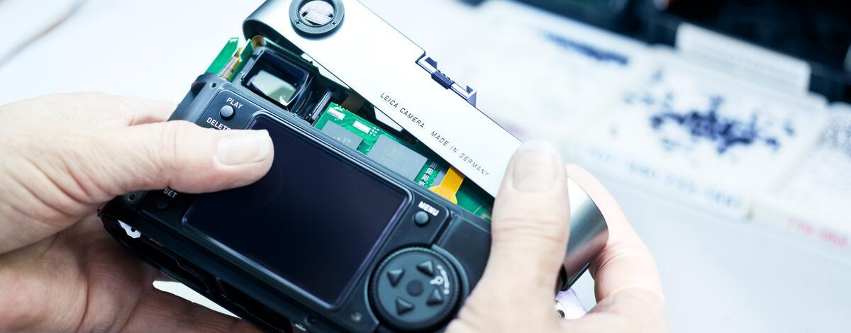 repair maintenance service support leica camera ag