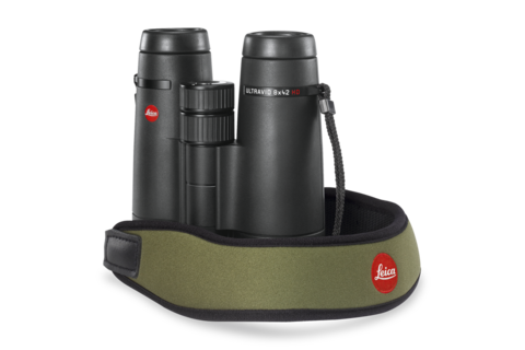 Leica Binocular Carrying Strap Racing Green