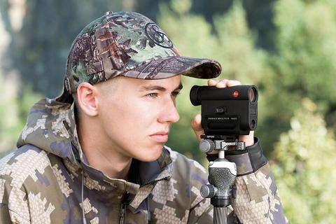 Leica stativ adapter entfernungsmesser jagd erleben