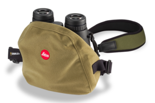 """Swazi for Leica"" binocular beret ever-ready cover for binoculars"