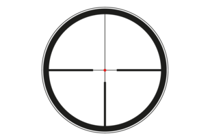 Leica ER i reticle