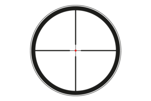 Leica Magnus i reticle