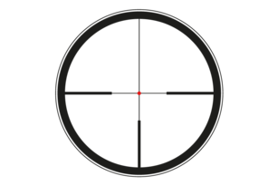 Leica Visus i LW reticle