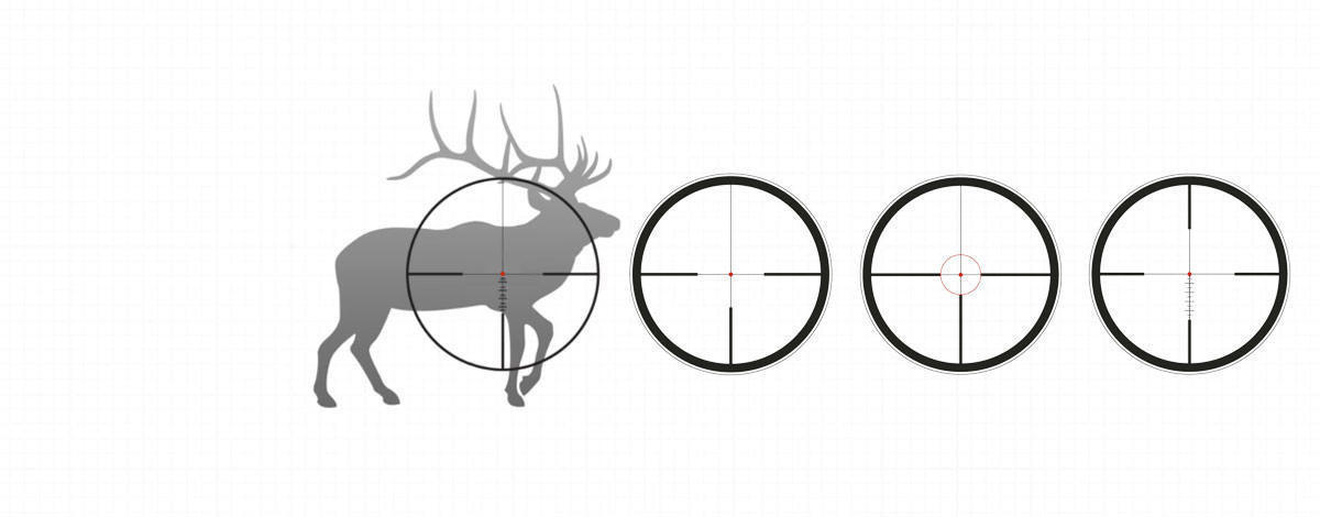Visus i LW Reticles