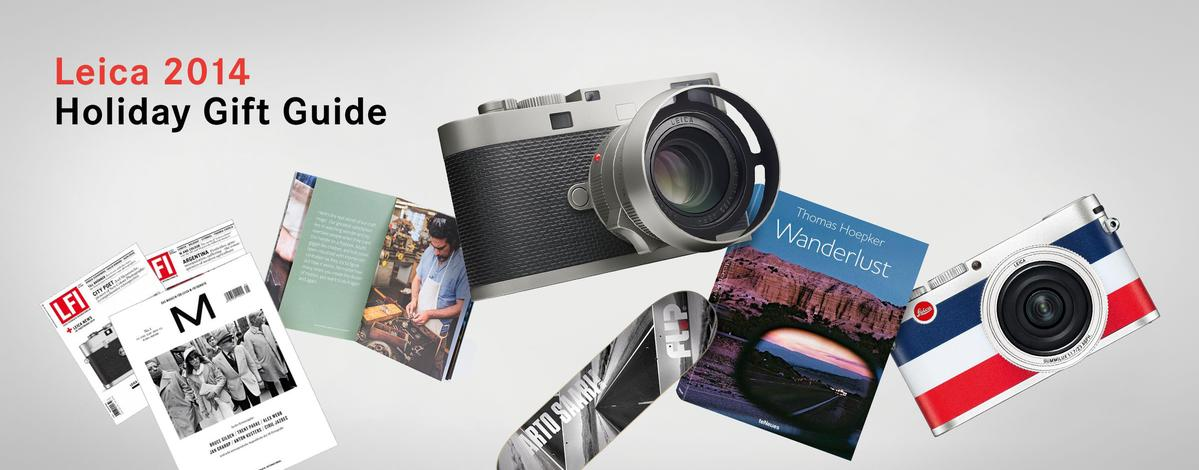 Leica Holiday Gift Guide