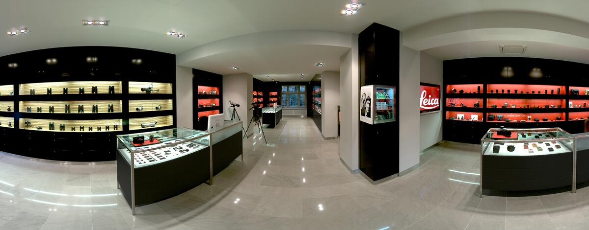 Leica Stores Worldwide