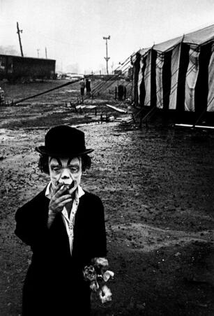 The Dwarf Bruce Davidson
