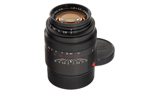 Elcan 2-66mm | Leitz Photographica Web