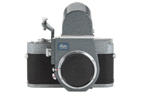 Leica MD gray hammertone | Leitz Photographica Web