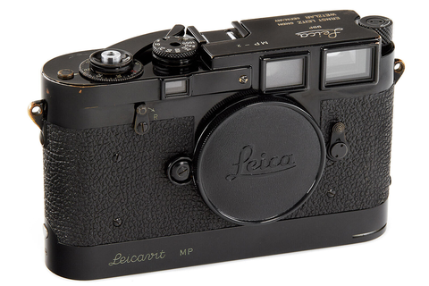 Leica MP black paint | Leitz Photographica Web