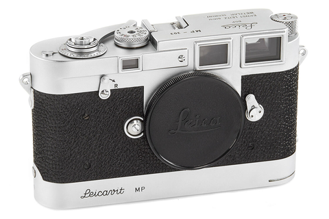Leica MP chrome | Leitz Photographica Web
