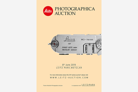 Leitz Photographica Auction
