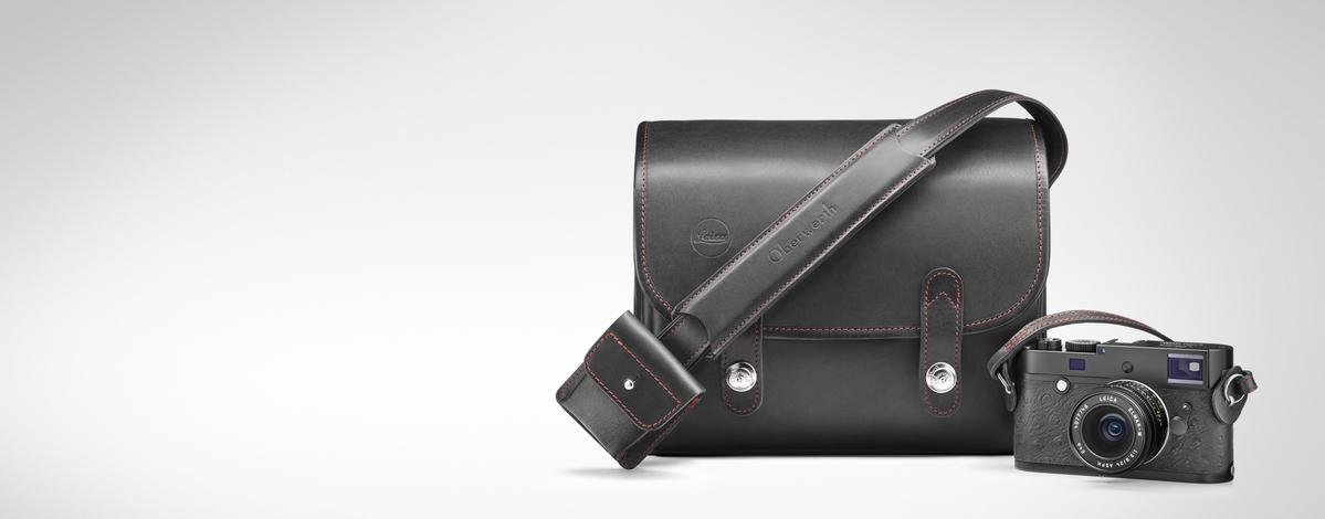 The 'Oberwerth for Leica' system bag set