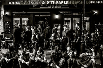 Tobias Sutter - Blush in Paris