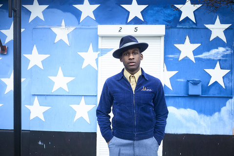 Danny Clinch : Leon Bridges