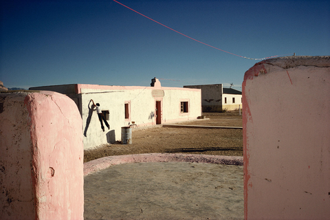 Alex Webb - Boquillas Mexico 1979 | 1512x1008