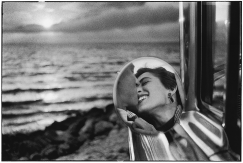 Elliott Erwitt - California 1955
