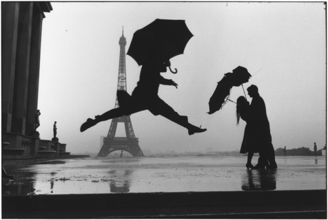 Elliott Erwitt - Paris 1989